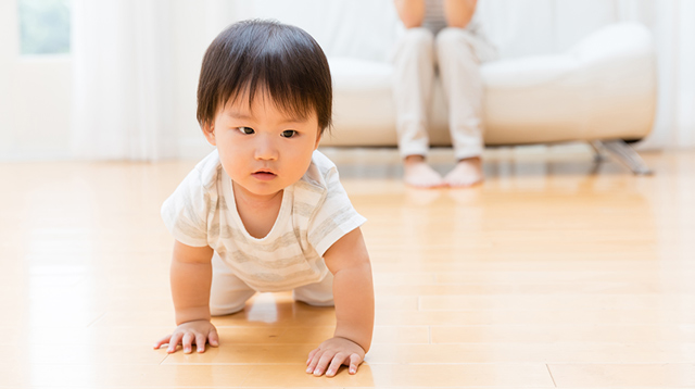 Develop Your Baby's Gross Motor Skills With These Simple Activities (0 to 12 Months)