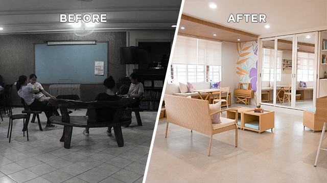 UP Students Transform Transition Home for Child Abuse Victims into a Space to Heal