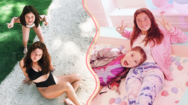 How Andi Eigenmann Shows Daughter Ellie to Be Her Own Person