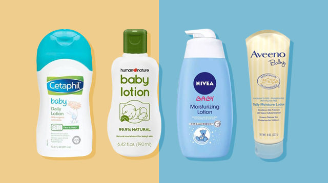 8 Lotions Moms Trust to Relieve Baby's Dry Skin