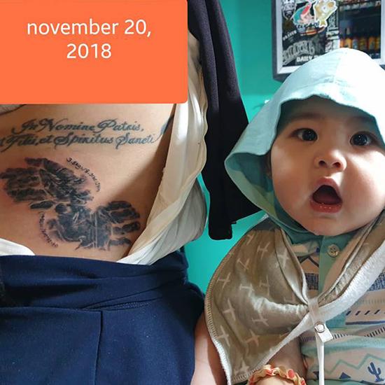 motherhood tattoos