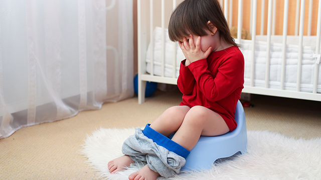7 Signs That Show Your Child Is NOT Yet Ready for Potty Training