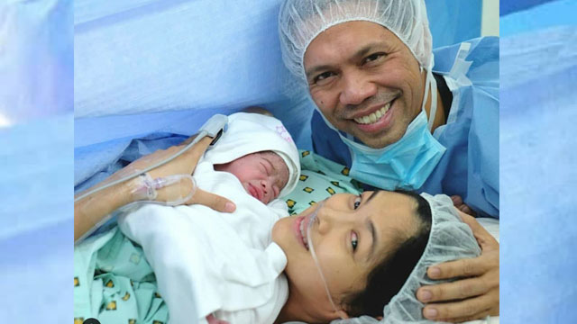 Miriam Quiambao Has Given Birth To Baby Elijah Prematurely!