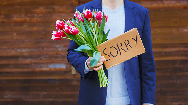 How to Say Sorry: The 6 Ingredients of a Sincere Apology in a Relationship