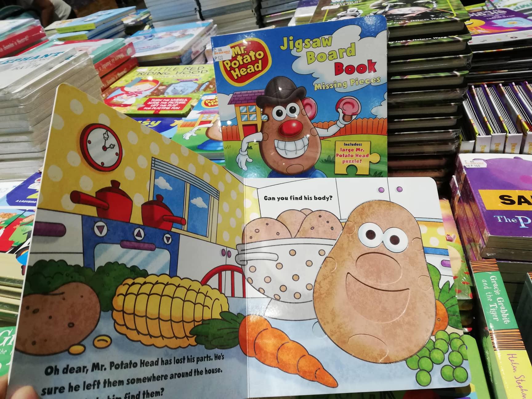 book sale manila