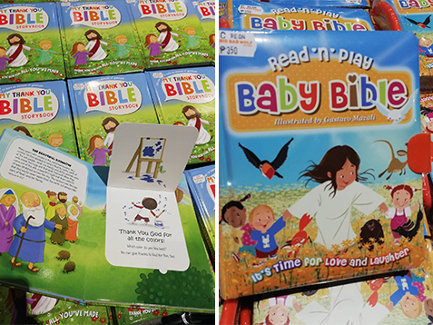 big bad wolf children books