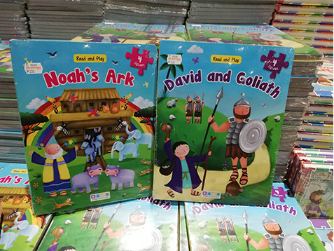 baby board books