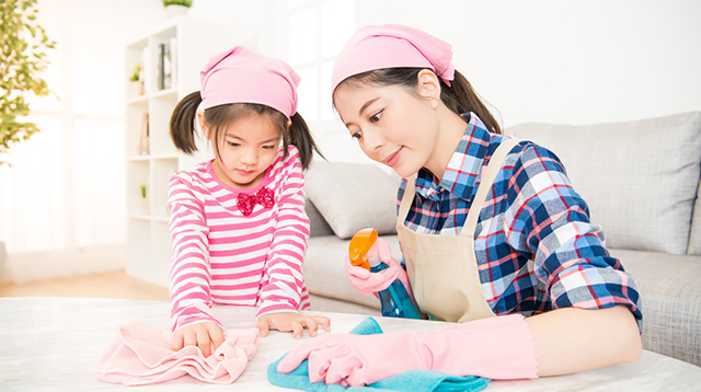 Yes, Let Kids Make a Mess. Now Here's How to Get Them to Clean Up After Themselves
