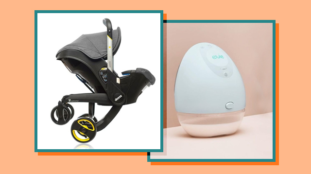 5 Genius Baby Products Designed to Make a Mom's Life Easier