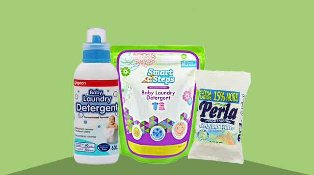 5 Laundry Detergents Our Moms Trust for Baby Clothes