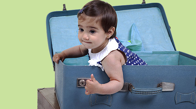 What to Bring on Your Baby's First Trip: 12 Things to Put on Your Checklist