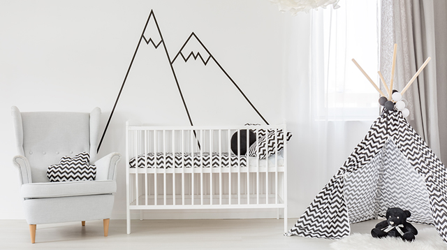 Your Baby's Sleep Space Will Need This Type of Curtains