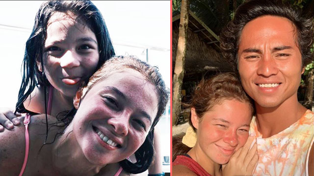 Andi Eigenmann's Daughter Approves Of Boyfriend Philmar Alipayo