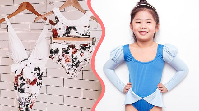 Cinderella Swimsuit FTW! 7 Adorable Bathing Suits for Your Little Girl Who Loves the Water