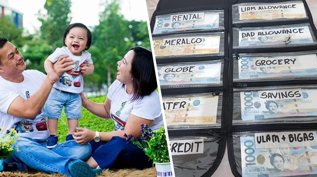 Stay-at-Home Mom Shares a Good Money Hack When Managing Her Hubby's Salary!