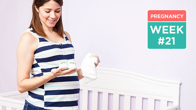 Pregnancy Symptoms Week 21: Are You Nesting for Your Baby Yet?