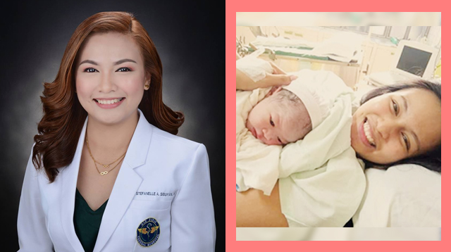 Pregnant Pinay Takes Physician Licensure Exam While in Labor (She Passed!)