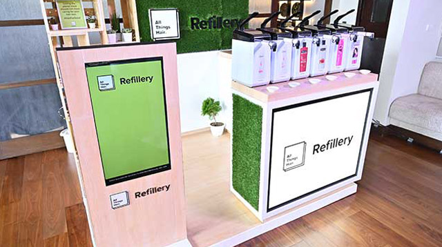 You Now Have a Chance to Refill Your Shampoo and Conditioner Bottles!