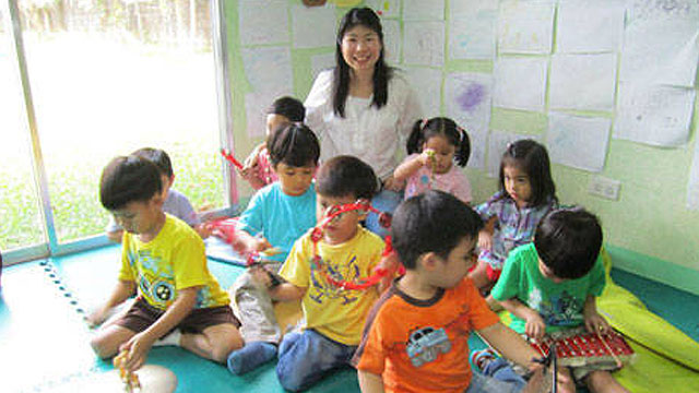 Changing Families through Music: Teacher Suzette Yu-Kho of Kindermusik