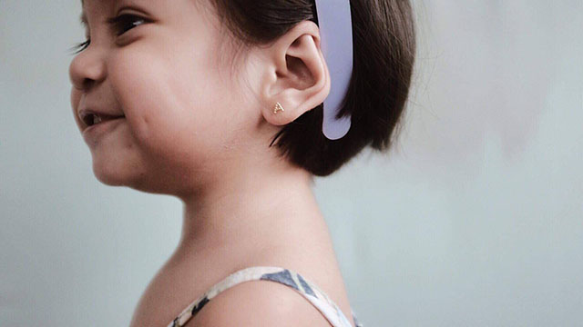 Getting Your Baby's Ears Pierced? 6 Earring Designs You'll Love