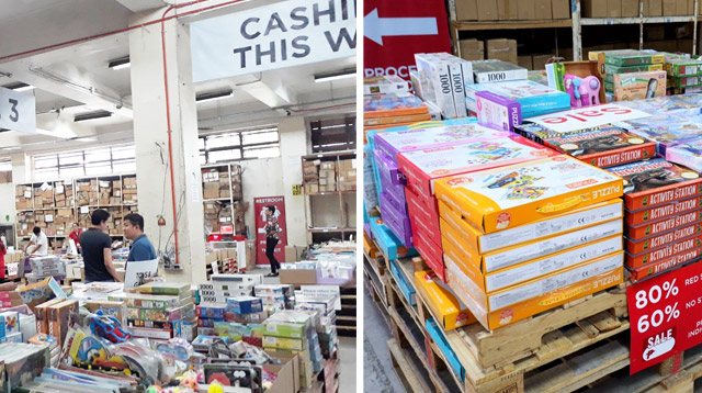 Hoarding Time! Warehouse Sale Offers School Supplies at P100 and Books Starting at P50!