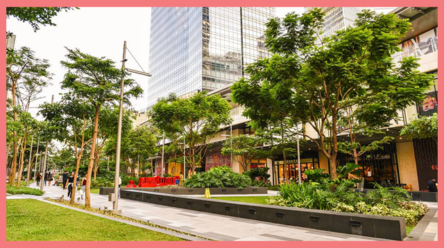 Weekend Pasyal! 12 Metro Manila Malls With Green Spaces