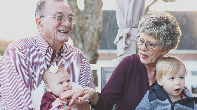 Letting Lolo and Lola Babysit Can Help Them Live Longer (Science Says So!)