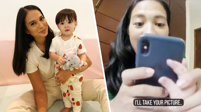 Isabelle Daza Reminds Herself: 'Not Everything Has to Be Recorded'
