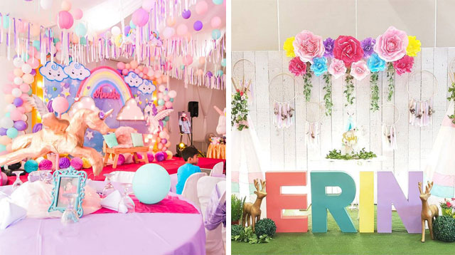 10 Birthday Parties for Girls From the Jaw-Dropping to Adorable!