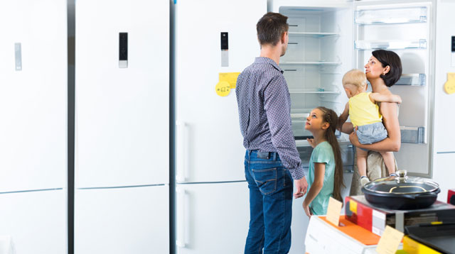 5 Common Mistakes We Make When Shopping for Appliances