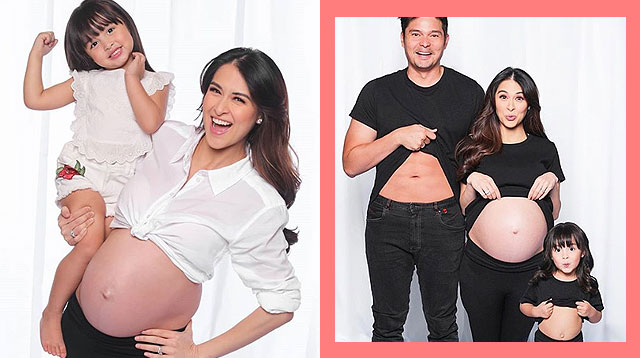 Marian Rivera Credits Pregnancy Glow to Her Positive Outlook