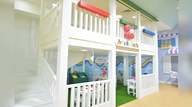 These Indoor Playgrounds Can Serve as Fun Birthday Party Venues!