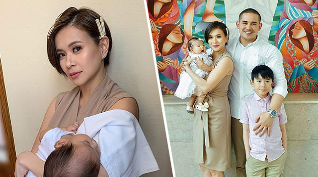 LJ Reyes 'Would Always Give Up Me-Time' For Her Kids