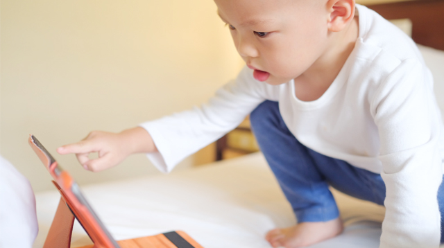 Toddler Locks Dad's iPad Until the Year 2067 (True Story!)