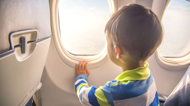 Did You Know? Airline Passengers in Some Flights May Choose to Sit in Child-free Zones