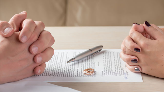 What's The Difference Between Divorce, Annulment, Legal Separation, And Nullity Of Marriage?