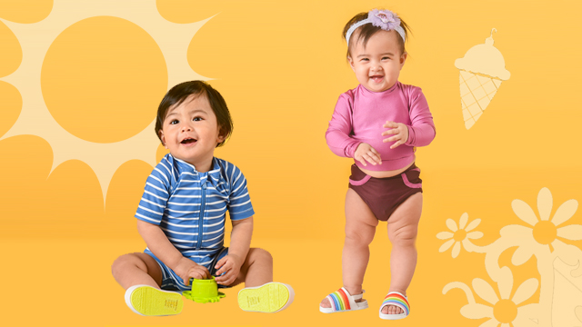 11 Super Cute Swimsuits and Onesies for your 1-Year Old