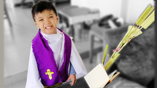 Hulog ng Langit? 6-year-old Heart Disease Survivor Hopes to Become a Priest