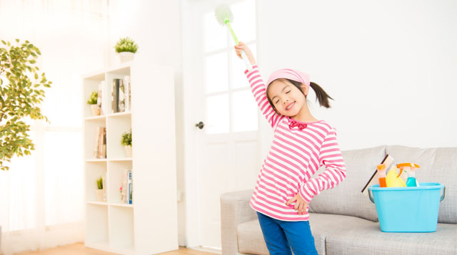 Raising Happy Helpers: How to Encourage Your Kids to Help at Home
