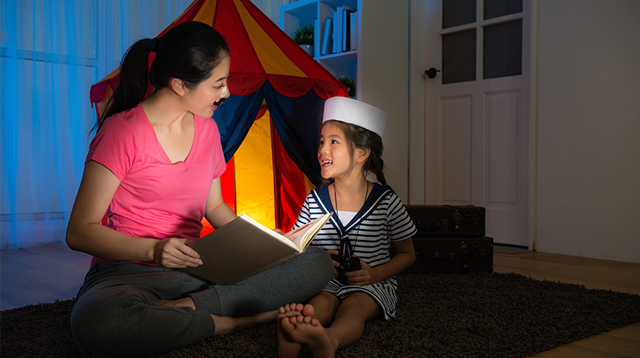 Why Read-Aloud Sessions Are a Must for Your Child's Daily Routine