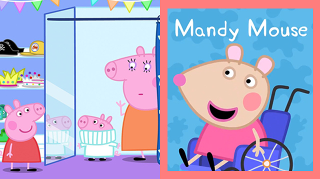 Peppa Pig's Newest Character Uses a Wheelchair (Yay for Inclusion!)