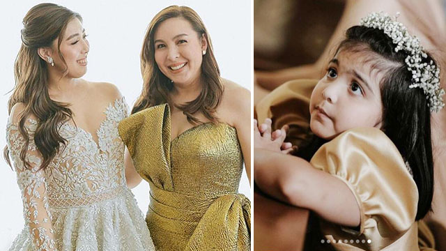See Family Moments at Dani Barretto Wedding: Cassy and Mavy Legaspi Were There!