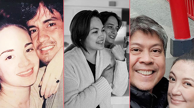 Judy Ann and Ryan, Lucy and Richard, Sharon and Kiko Prove There Is Forever in Love