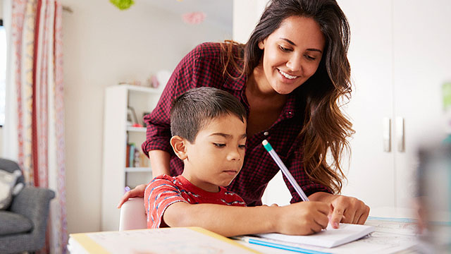 How to Get Your Child to Do His Homework Independently