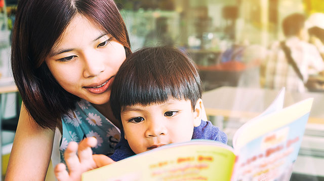 Kids Who Are Read to Since Birth May Know More Than a 'Million Words' Before Kindergarten