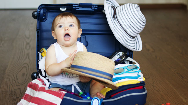 8 Mini-Sized Travel Baby Essentials to Make Vacationing Less Stressful!