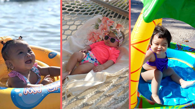 30+ Photos of Beach-Loving Babies That Prove the Gift of Travel Is Worth It