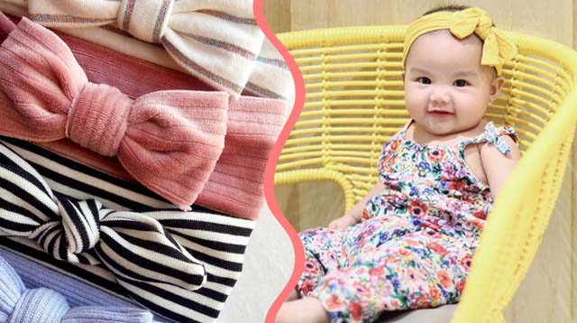 Score Adorable Baby Headbands for Your Little Girl at These 11 Online Stores