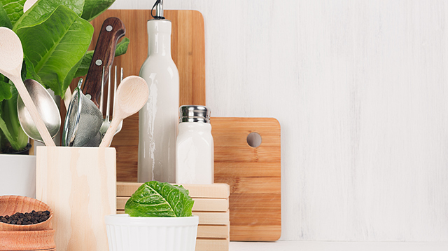 How to Really Disinfect Those Wooden Spoons and Chopping Boards