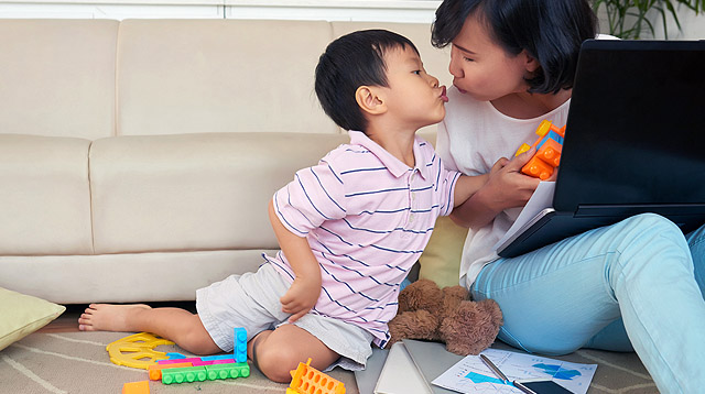 It's Time to Stop Saying 'Sa Bahay Ka Na Lang Pala?' to Any Mom